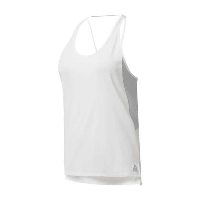 Reebok Women's SmartVent Training Tank Top - White