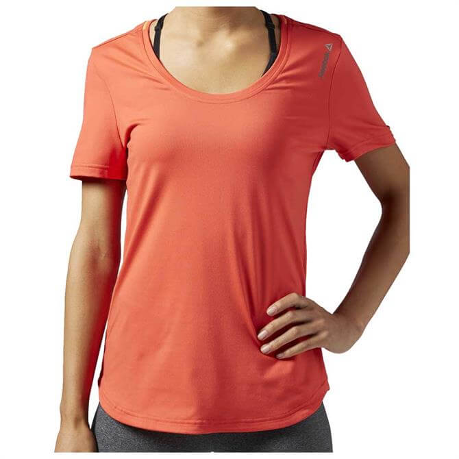 Reebok Womens Workout Ready Tee