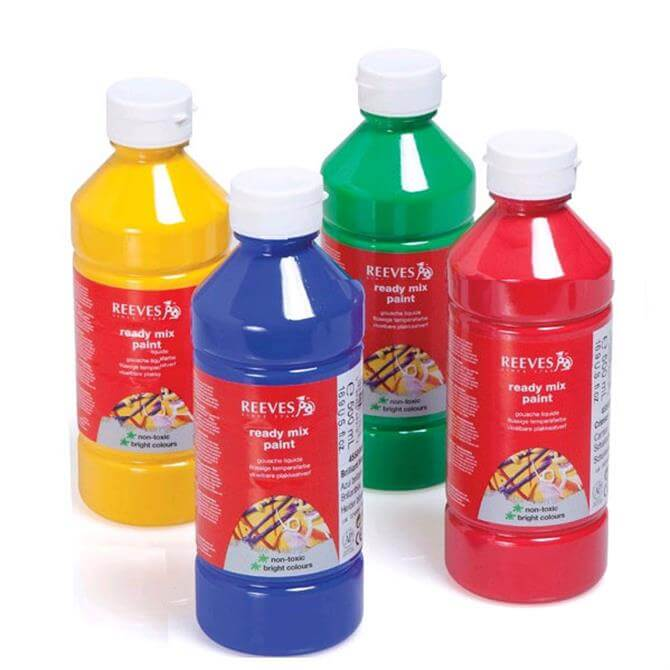 Reeves Ready Mixed Paint 500ml