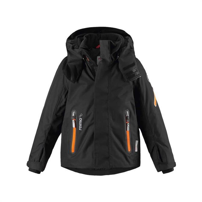 Reima Tec Kid's Winter Regor Jacket- Black