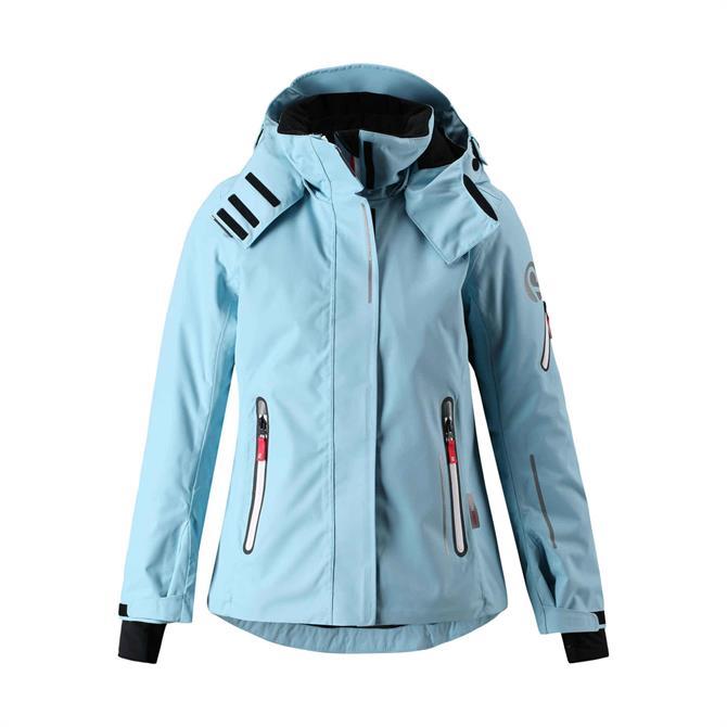 Reima Kid's Winter Frost Ski Jacket- Turquoise