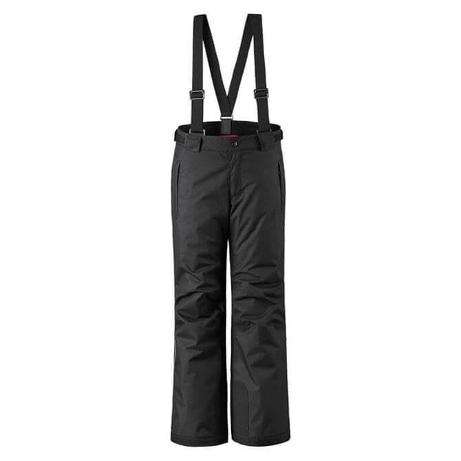Reima Kid's TakeOff Ski Trousers- Black