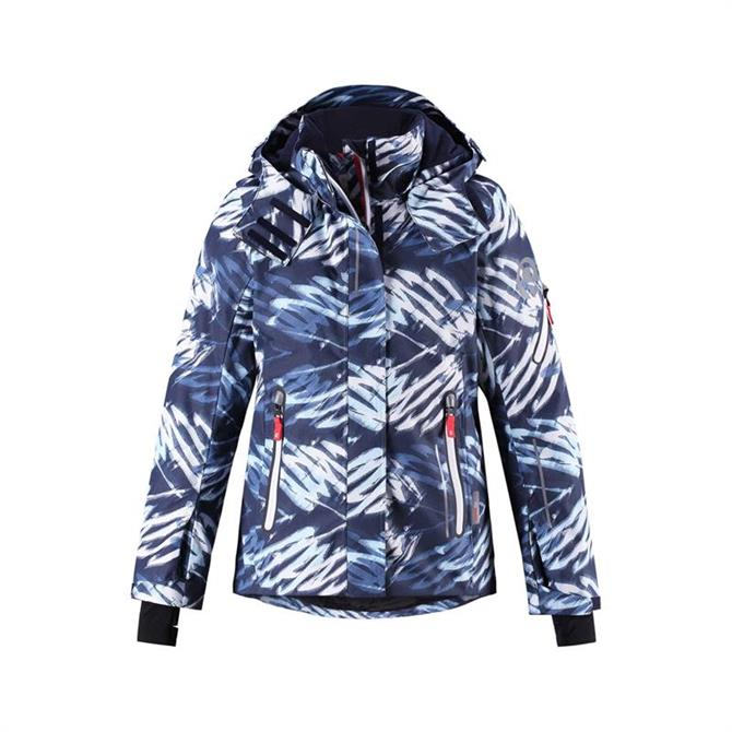 Reima Kid's Winter Frost Ski Jacket- Navy