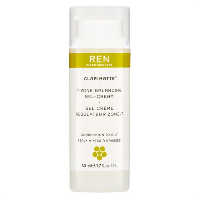 REN Clarimatte T Zone Balancing Gel Cream 50ml