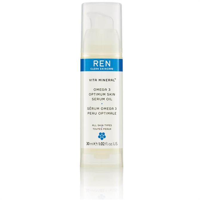 REN Vita Mineral Omega 3 Skin Serum Oil 30ml