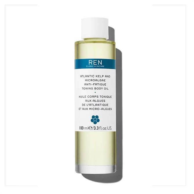 REN Anti-Fatigue Toning Body Oil