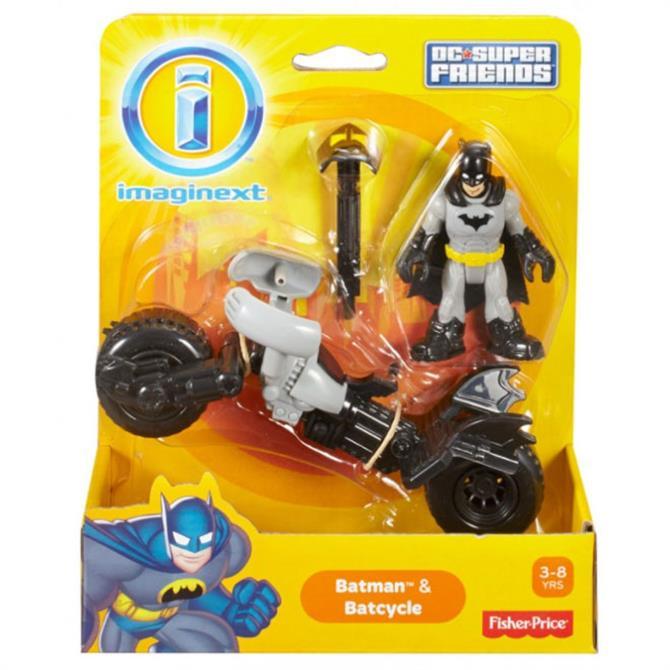 Mattel Imaginext Super Friends Pot Luck Pack Assorted