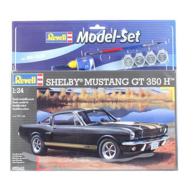 Revell Shelby Mustang GT 350