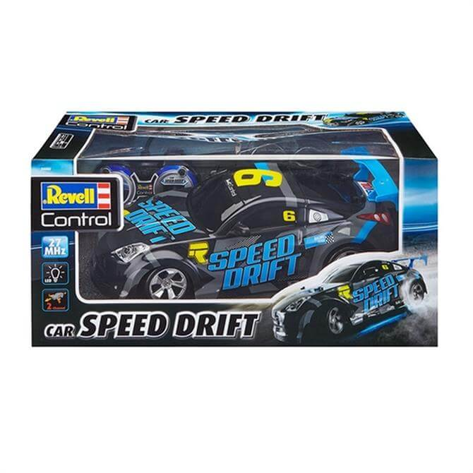 Revell Control Car Speed Drift