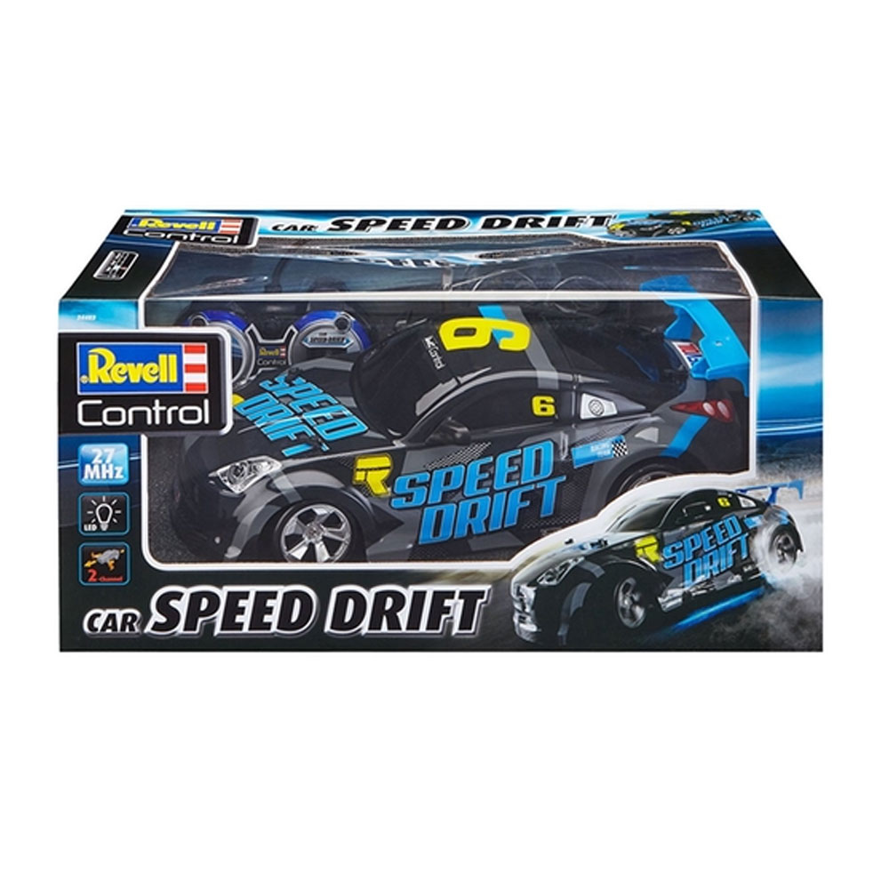An image of Revell Control Car Speed Drift