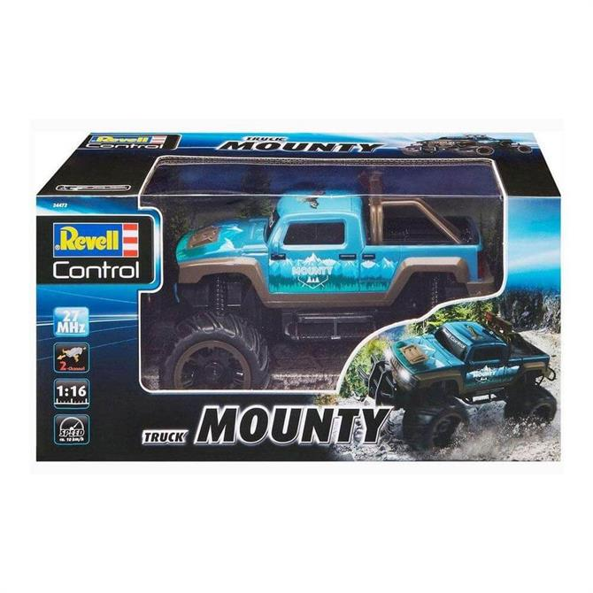Revell Control RC Truck Mounty 24472