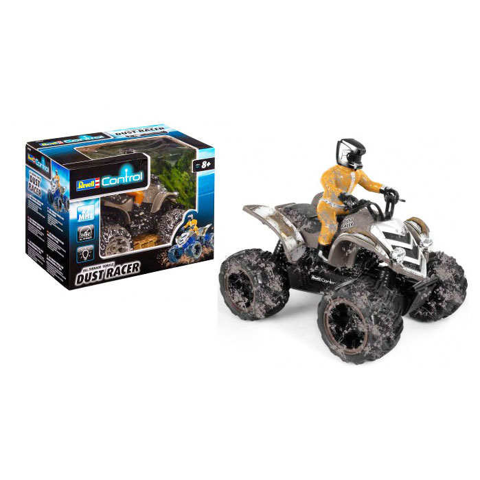 An image of Revell Remote Control Quad Dust Racer