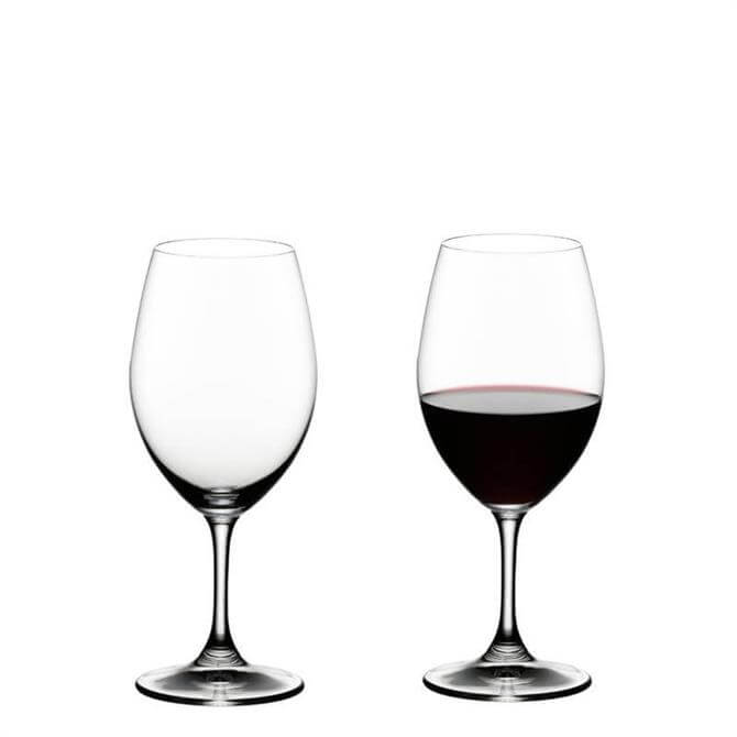 Riedel Ouverture Set of Two Red Wine Glasses