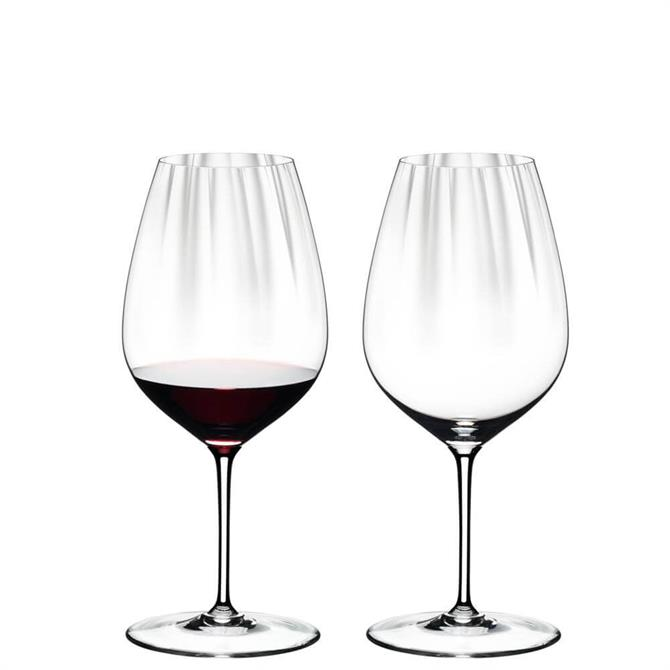 Riedel Performance Set of Two Cabernet Glasses