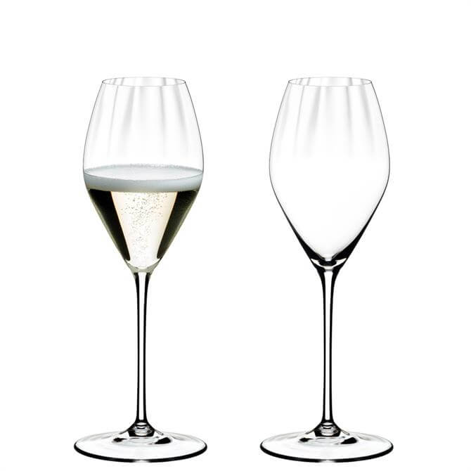 Riedel Performance Set of Two Champagne Glasses