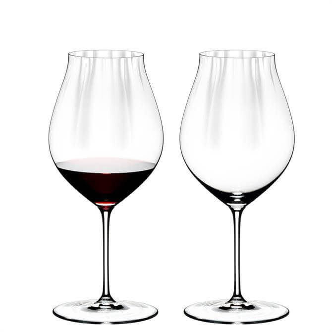 Riedel Performance Set of Two Pinot Noir Glasses