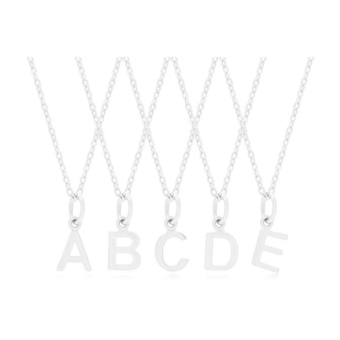 Rodgers & Rodgers Sterling Silver Letter Charms