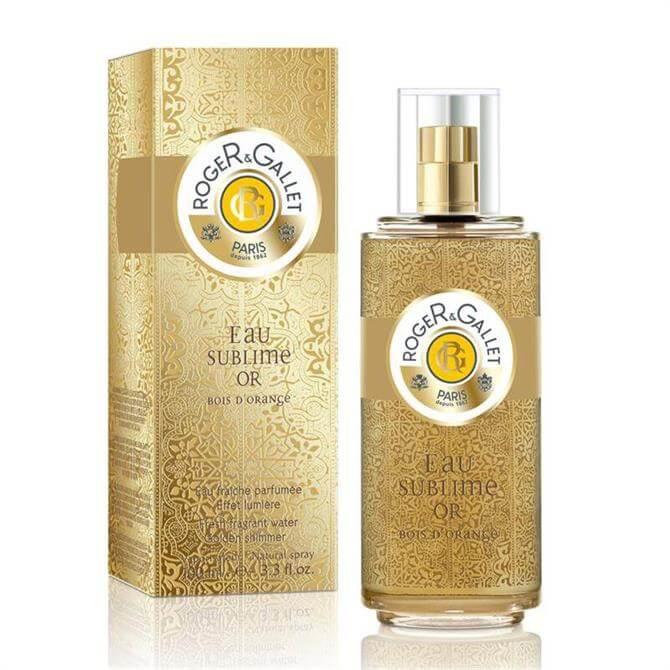 Roger & Gallet Bois d'Orange Creme Sublime Or Body Cream 200ml