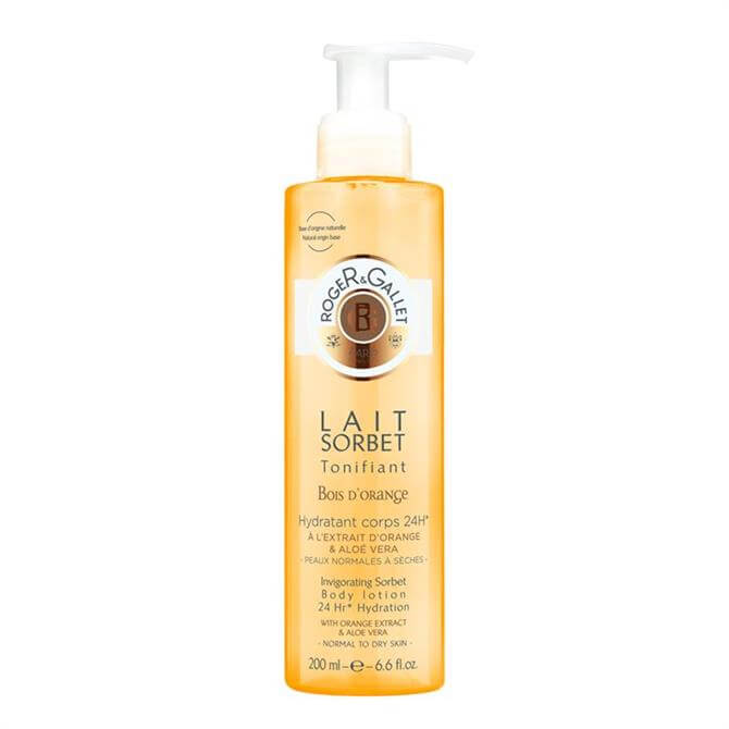 Roger & Gallet Body Milk Sorbet Lotion 200ml