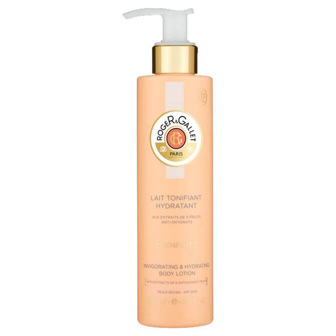Roger & Gallet Bienfaits Lait Des Body Lotion for Him and for Her 200ml