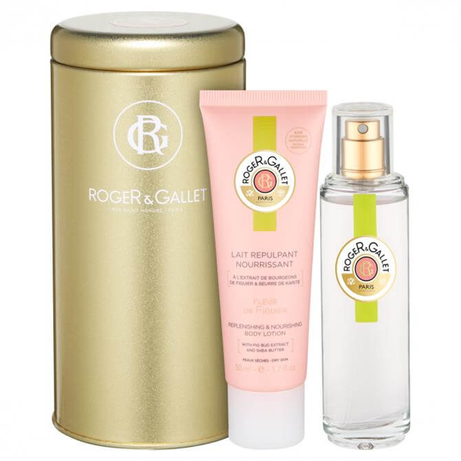 Roger & Gallet Fleur de Figuier Fragrance Duo