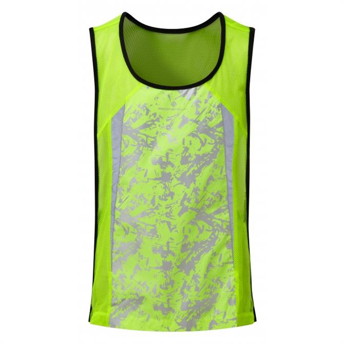 Ronhill Junior Reflective Running Bib