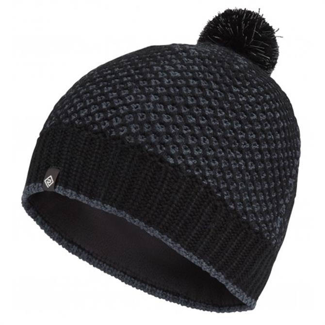 Ronhill Charcoal Bobble Hat