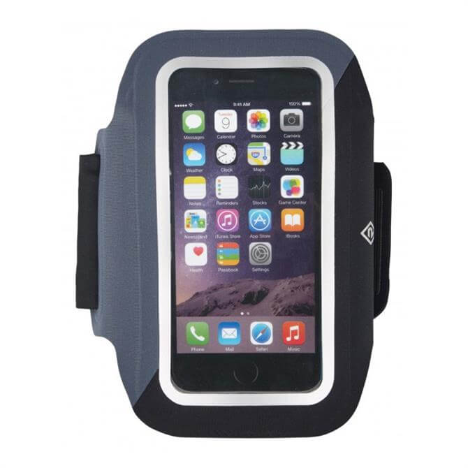 Ronhill Runners Phone Armband- Black