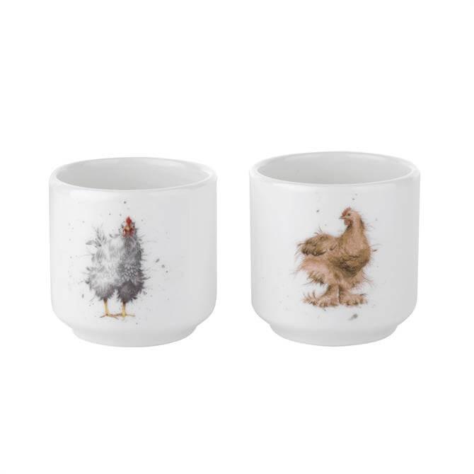 Portmeirion Wrendale Egg Cups