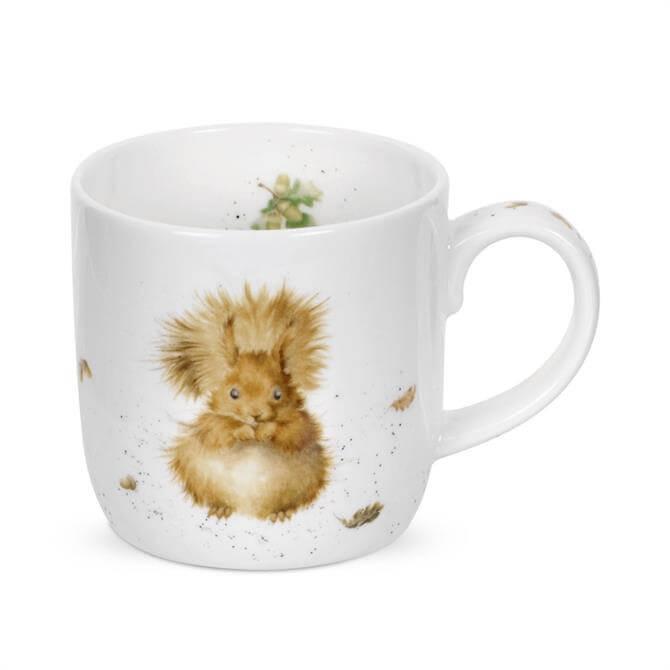 Portmeirion Wrendale Treetops Redhead Mug