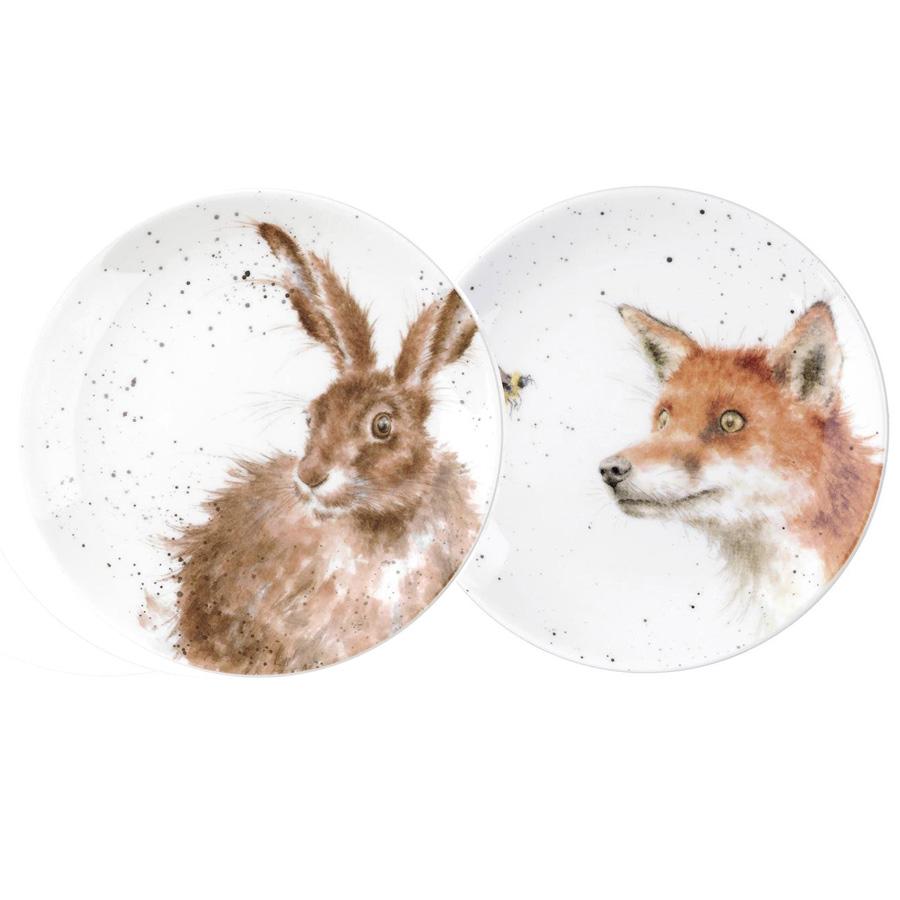 Wrendale By Royal Worcester Hare Utensils Jar