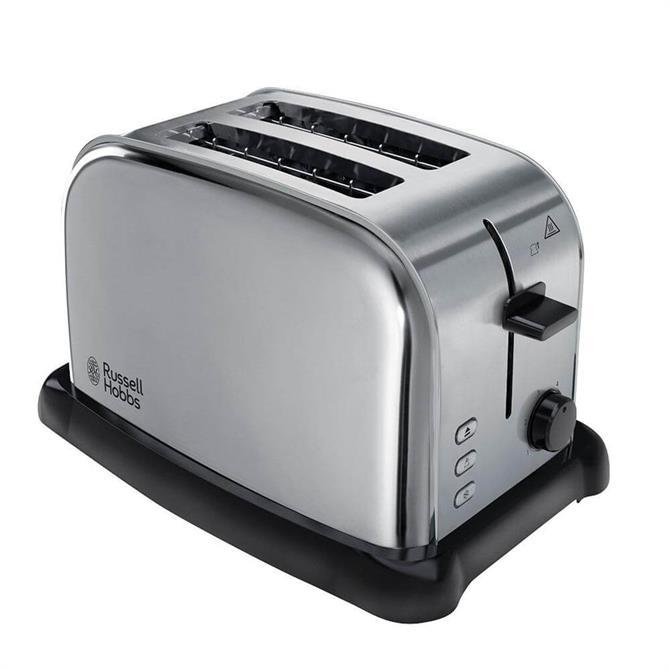 Russell Hobbs Wide Slot 2 Slice Toaster