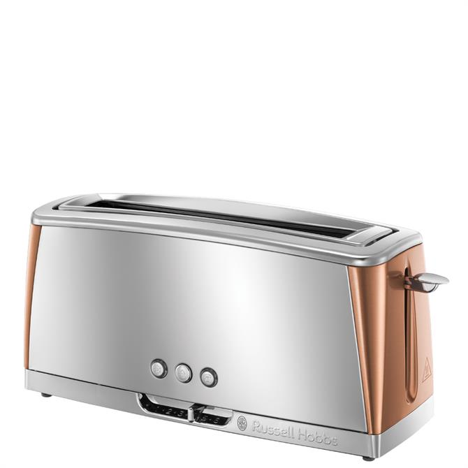 Russell Hobbs Luna Copper 2 Slice Toaster