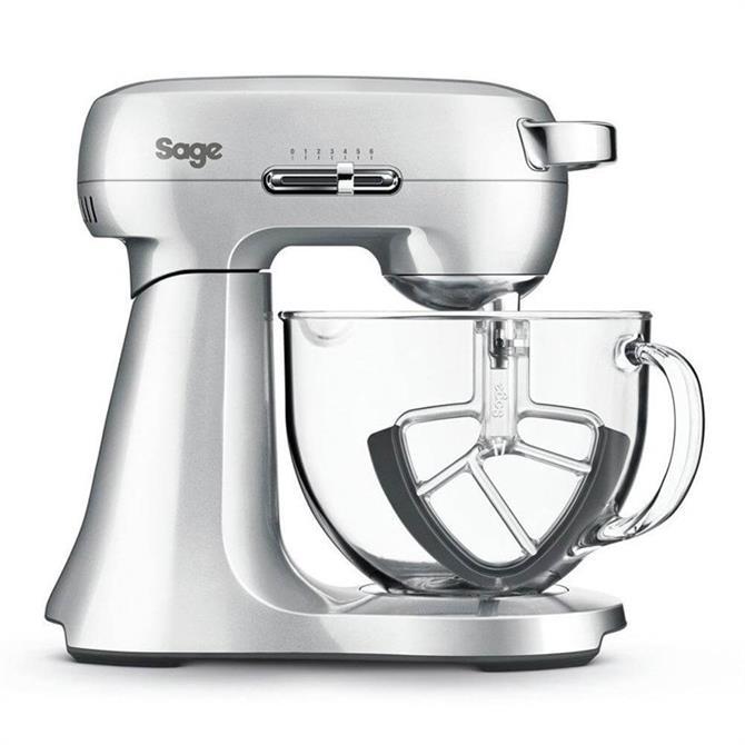 Sage Scraper Mixer