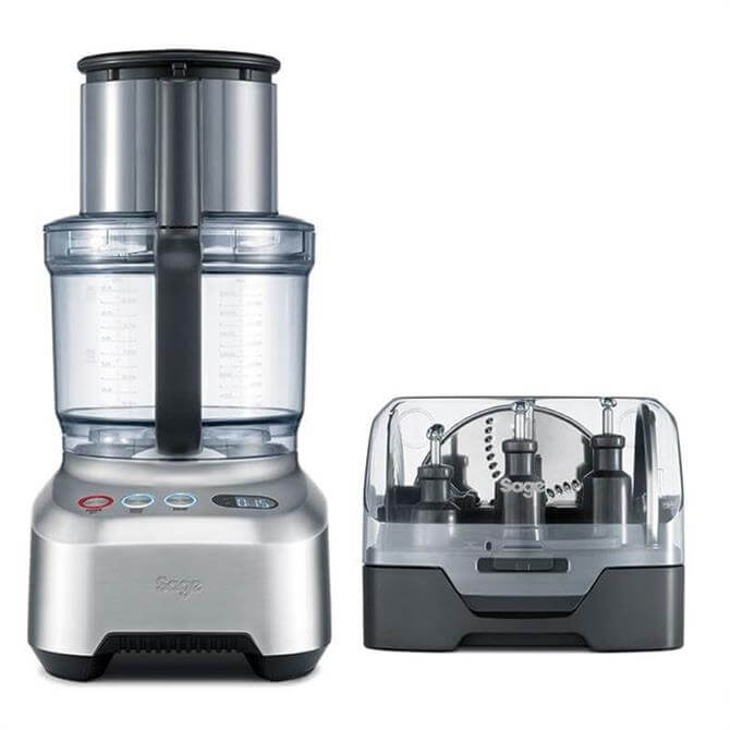 Sage Kitchen Whizz Pro Food Processor: 3.7 Litre