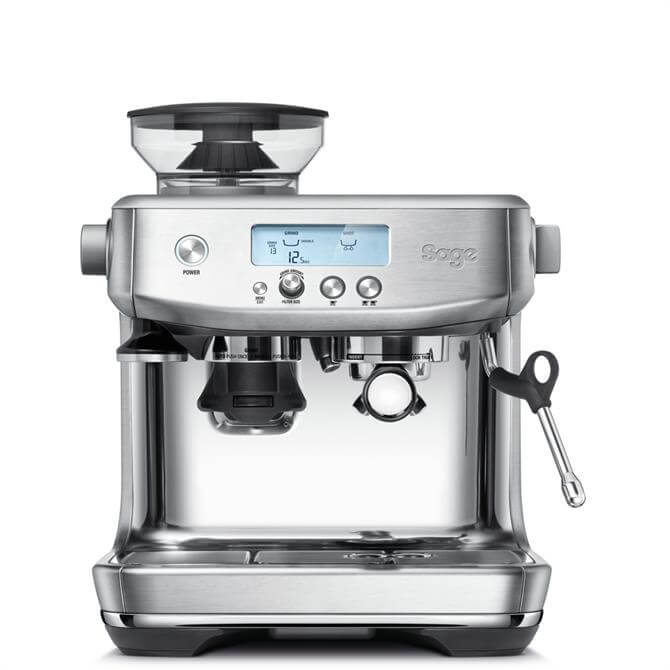 Sage the Barista Pro™ Brushed Stainless Steel Coffee Machine