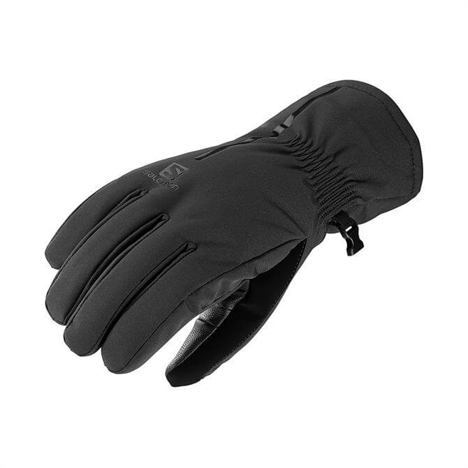 Salomon Women's Propeller One Ski Glove- Black