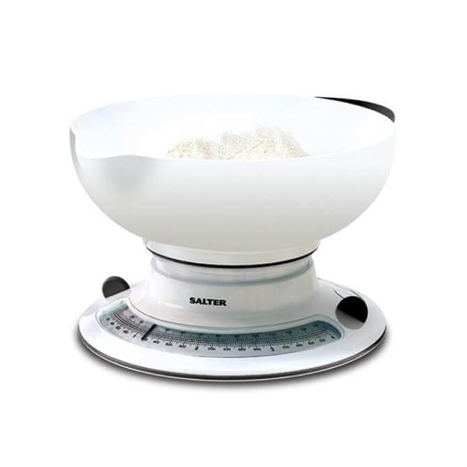 Salter Aqua Add Weigh Baking Mechanical Scales
