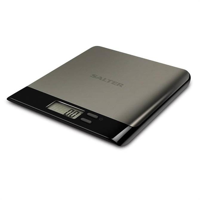 Salter Arc Pro Stainless Steel Digital Kitchen Scales