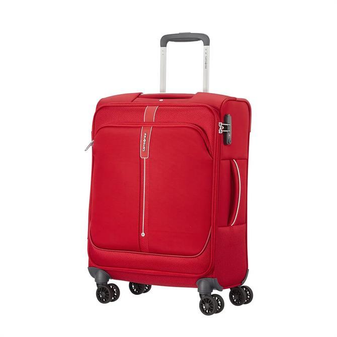 Samsonite PopSoda 4W Soft Spinner Suitcase 55cm