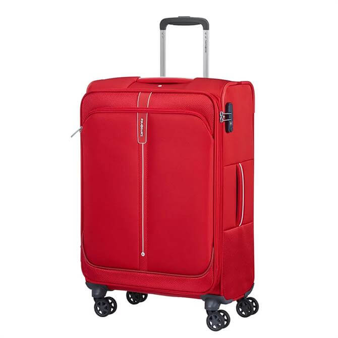 Samsonite PopSoda Upright 4W 66cm Spinner Soft Suitcase