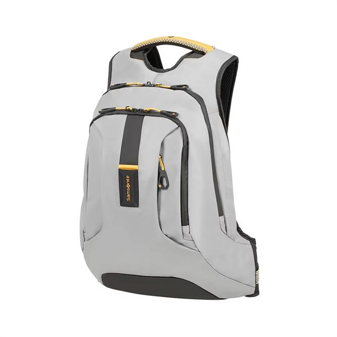 "Samsonite Paradiver Light 15.6"" Laptop Backpack - Grey"