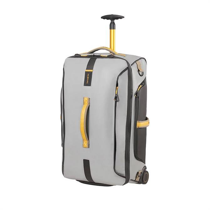 Samsonite Paradiver Light 67cm Duffle Bag with Wheels - Grey