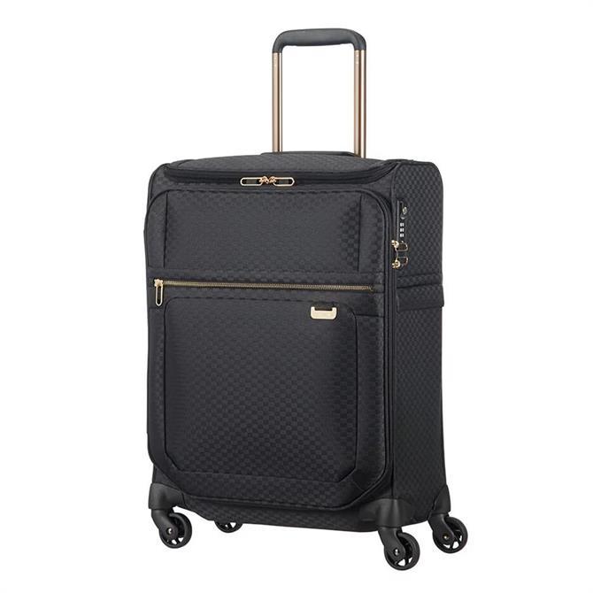 Samsonite Uplite Spinner Top Pocket Cabin Suitcase 55cm