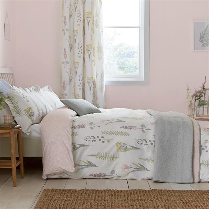 Sanderson Home Floral Bazaar Duvet Cover Set