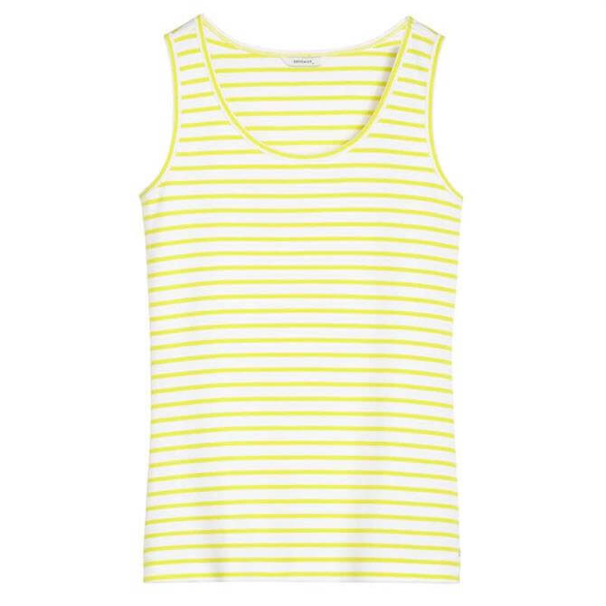 Sandwich Striped Tank Top