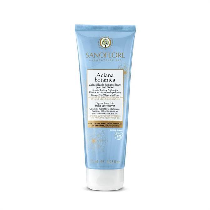 Sanoflore Certified Organic Aciana Botanica Gelée Anti-Pollution Makeup Remover 125ml