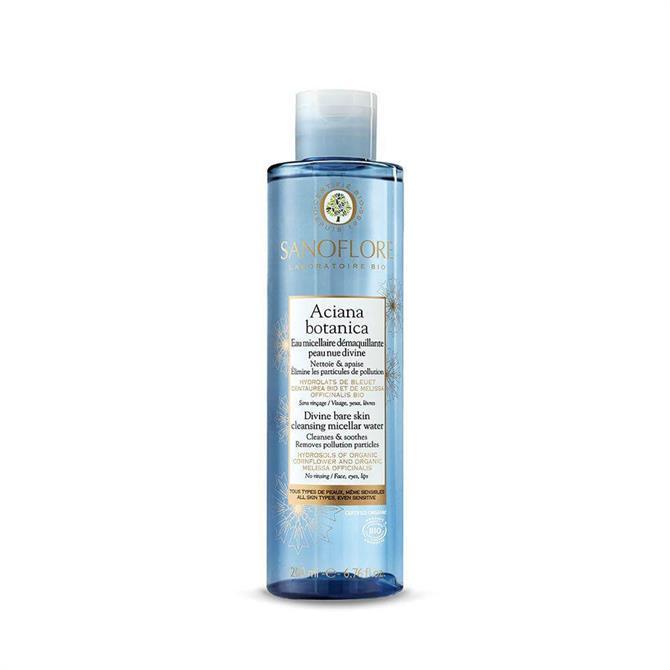 Sanoflore Certified Organic Aciana Botanica Anti-Pollution Micellar Water 200ml