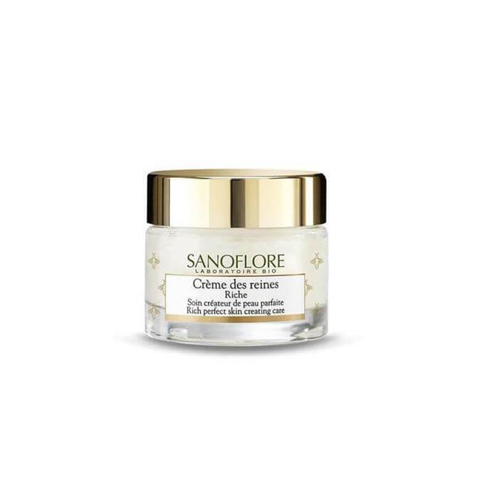 Sanoflore Certified Organic Crème Des Reines Rich Royal Jelly Skin-Perfecting Moisturiser 50ml