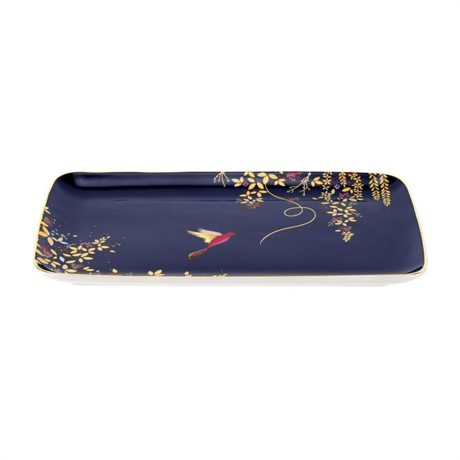 Sara Miller For Portmeirion Chelsea Collection Trinket Tray